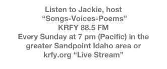 Listen to Jackie, host